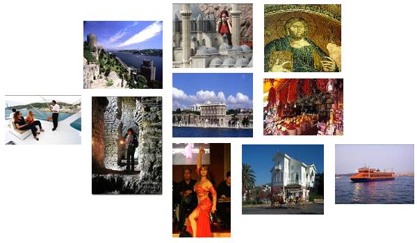 İstanbul Şehir Turları